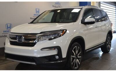 HONDA PILOT TOURING 2020 NIVEL 2 PLUS