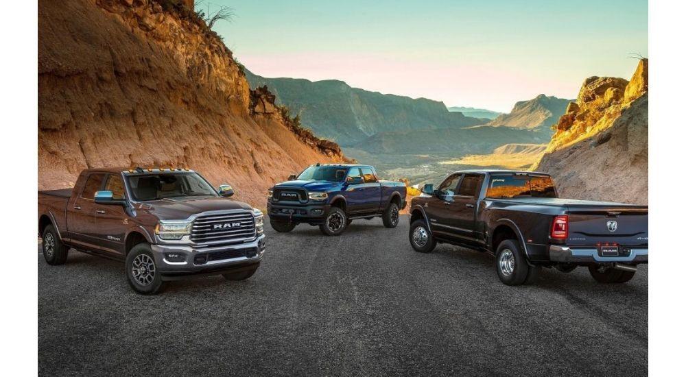 La diferencia entre camionetas de servicio pesado y camionetas de tamaño completo