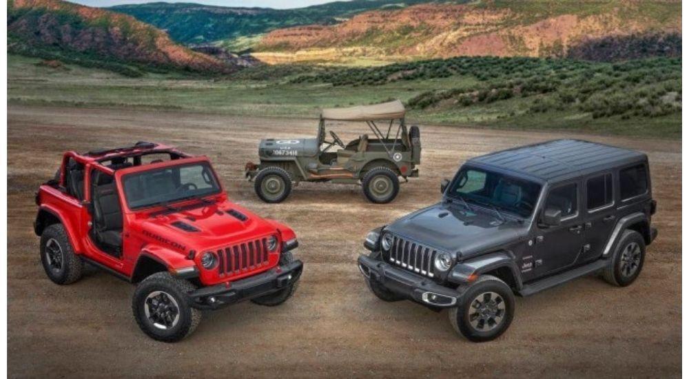 Una breve historia del jeep y la cultura que lo rodea