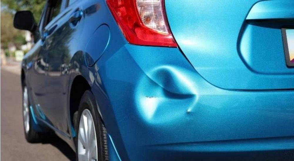 ¡La reparación de abolladuras puede agregar valor a su automóvil!