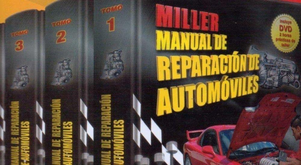 Manuales de reparación de automóviles