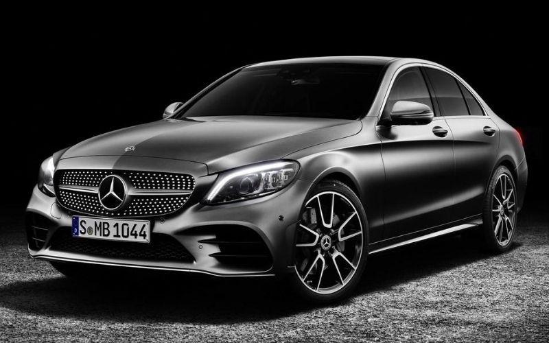 Nuevo Mercedes-Benz Clase C para emplear la tecnología CES de Tenneco