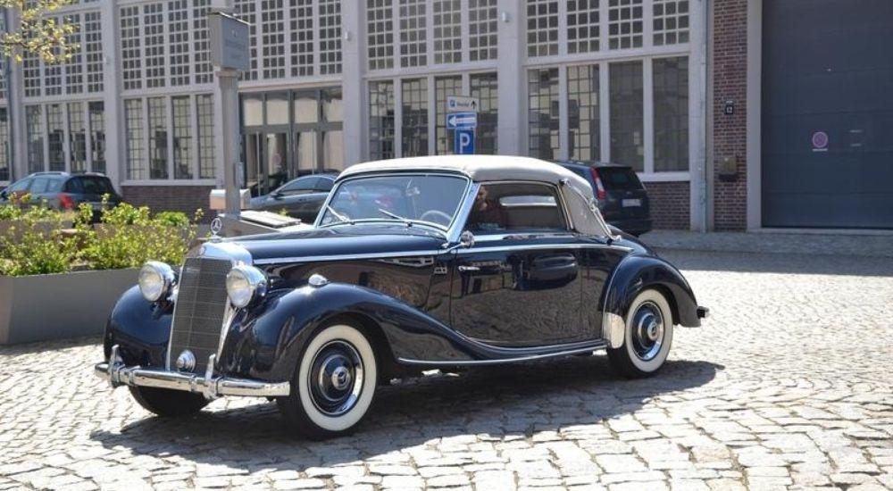 Historia de Mercedes Benz: El 170S