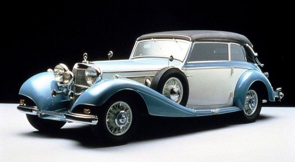 Mercedes-Benz, un toque de clase