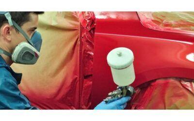 Pintar con aerosol su automóvil: datos básicos
