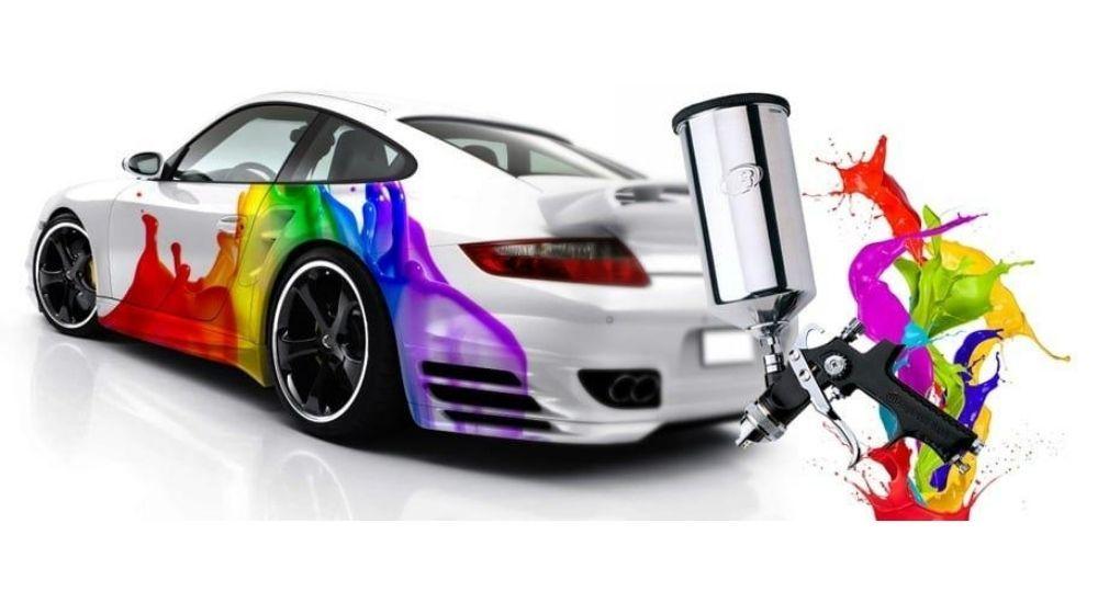 6 pasos simples para pintar su automóvil: cómo pintar con una pintura en aerosol para automóvil