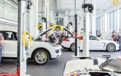 Encontrar un gran taller de reparación de automóviles