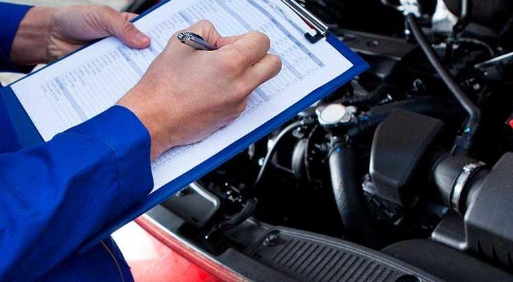 Mantenimiento vehiculo ahorro combustible